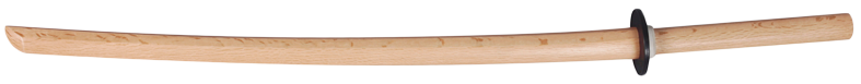 Boken - Sabre en bois pour la pratique du kenjutsu