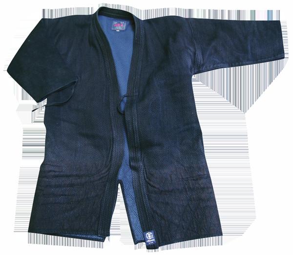 Keikogi - veste traditionnelle d'entrainement