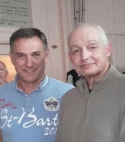 Jean-Christophe REDON et Pierre Portocarrero