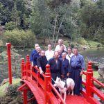 Maulévrier pont rouge